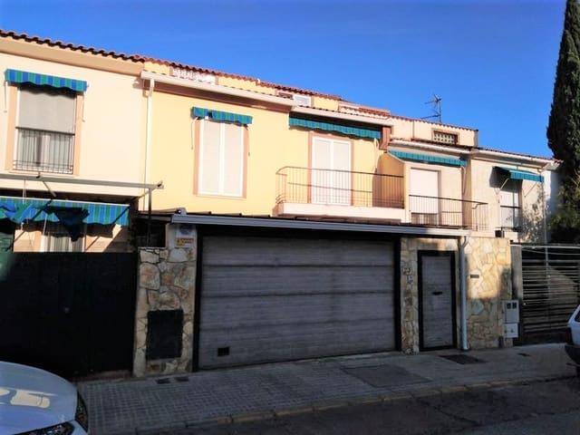 5 sypialnia Dom szeregowy na sprzedaż w Miasto Badajoz z garażem - 289 900 € (Ref: 5661857)