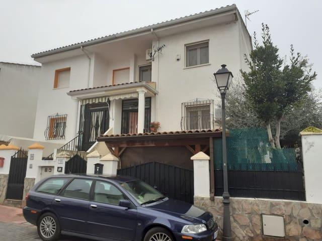 4 chambre Villa/Maison Semi-Mitoyenne à vendre à Casarrubuelos avec piscine garage - 225 000 € (Ref: 5965582)