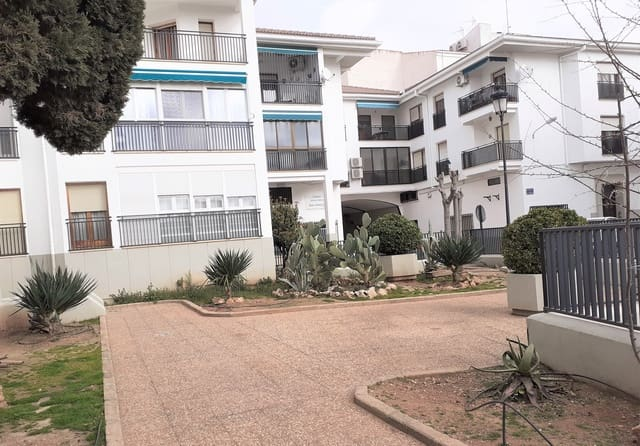3 bedroom Flat for sale in Tomelloso - € 56,000 (Ref: 6028308)