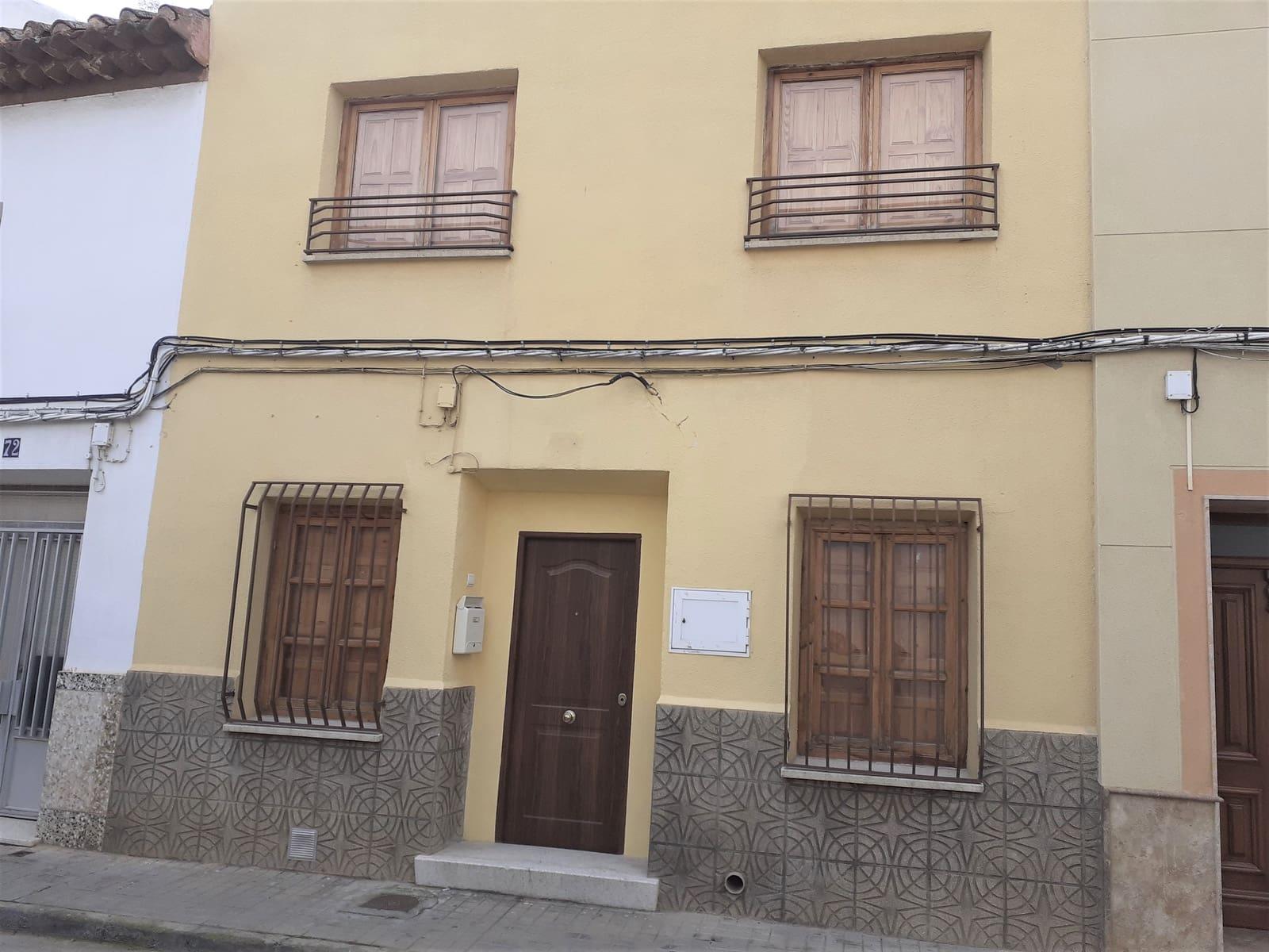 3 sypialnia Dom szeregowy na sprzedaż w Tomelloso - 57 000 € (Ref: 6028310)