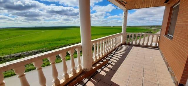 4 soverom Villa til salgs i Castellanos de Villiquera med garasje - € 60 000 (Ref: 6031582)