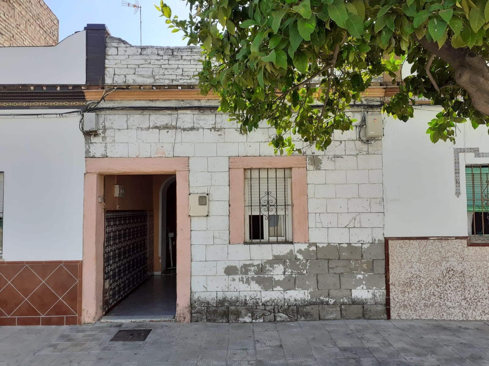 2 sypialnia Dom szeregowy na sprzedaż w Los Palacios y Villafranca - 60 000 € (Ref: 6234710)