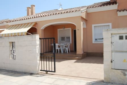 2 bedroom Terraced Villa for holiday rental in El Vergel / Verger - € 500 (Ref: 5116578)