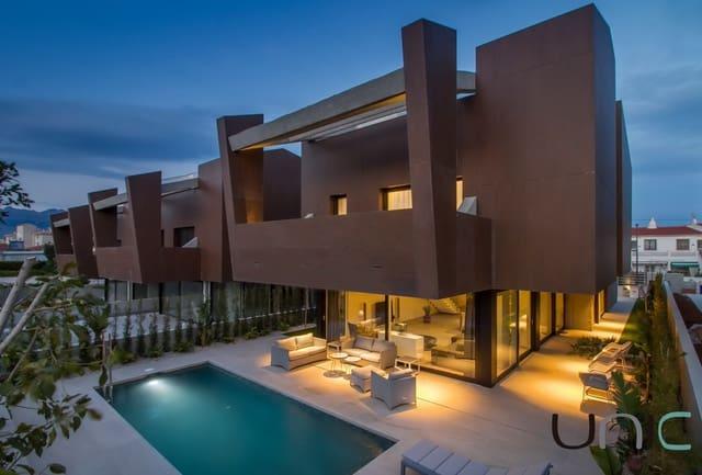 Chalet de 4 habitaciones en Albir en venta con piscina - 850.000 € (Ref: 4850017)