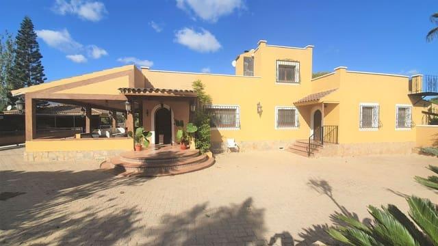 4 chambre Finca/Maison de Campagne à vendre à Albir avec piscine - 1 300 000 € (Ref: 5093321)