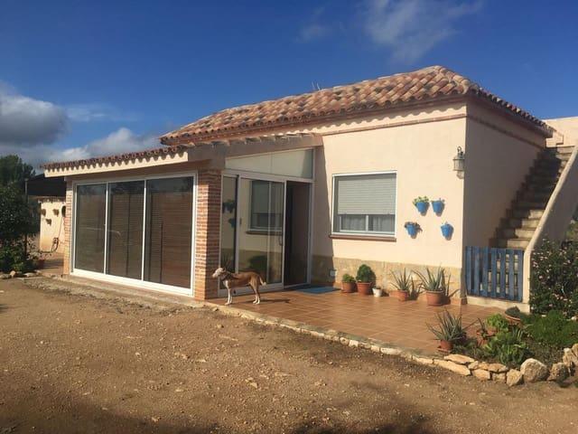 3 chambre Finca/Maison de Campagne à vendre à L'Ametlla de Mar - 179 000 € (Ref: 6102806)