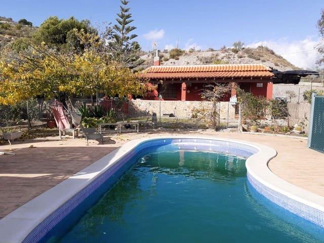 3 soverom Finca/Herregård til salgs i Velez de Benaudalla med svømmebasseng - € 159 700 (Ref: 5414370)