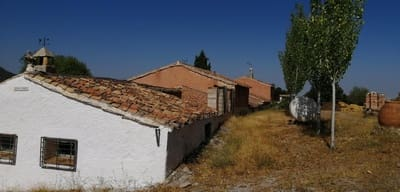 19 bedroom Finca/Country House for sale in Gor - € 400,000 (Ref: 5414391)