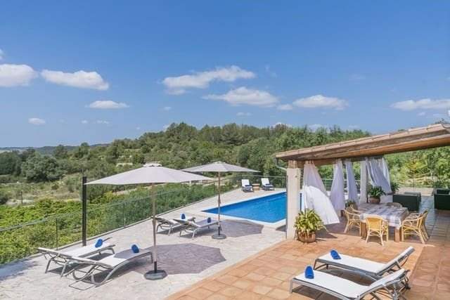 Finca/Casa Rural de 4 habitaciones en Sant Joan en venta con piscina - 1.295.000 € (Ref: 5098122)