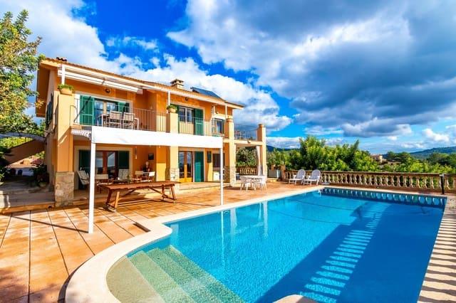 4 Zimmer Villa zu verkaufen in Sa Coma mit Pool - 740.000 € (Ref: 5098124)