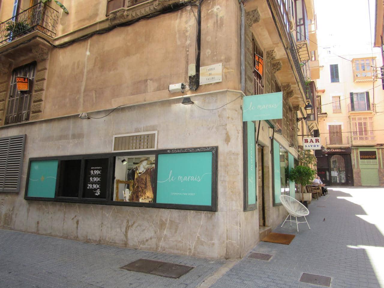 2 sovrum Företag att hyra i Palma de Mallorca - 780 € (Ref: 5333231)