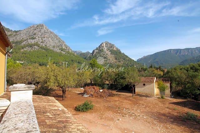4 chambre Villa/Maison à vendre à Bunyola avec piscine - 795 000 € (Ref: 4146478)
