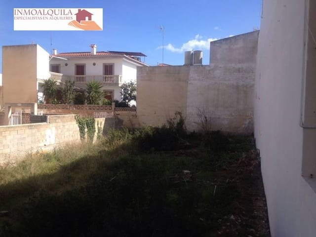 Byggetomt til salgs i Ca'n Picafort - € 180 000 (Ref: 3474002)