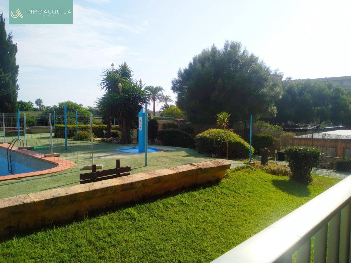 Studio te huur in Calas de Mallorca met zwembad - € 400 (Ref: 5518323)