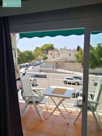 Studio te huur in Cala Mayor met garage - € 650 (Ref: 5530581)