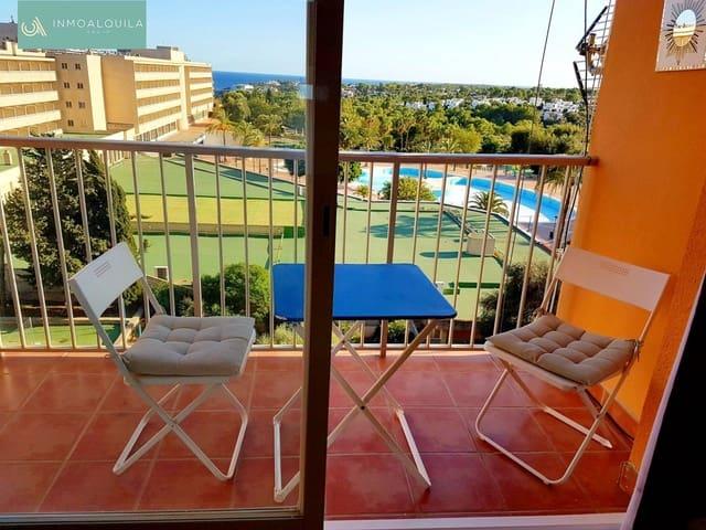 Studio te huur in Calas de Mallorca met zwembad - € 450 (Ref: 5633929)
