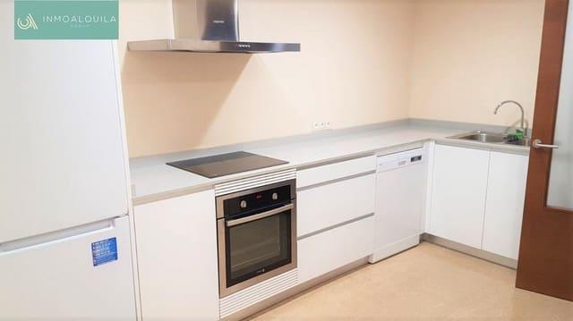 2 slaapkamer Appartement te huur in Ariany met garage - € 550 (Ref: 5890251)