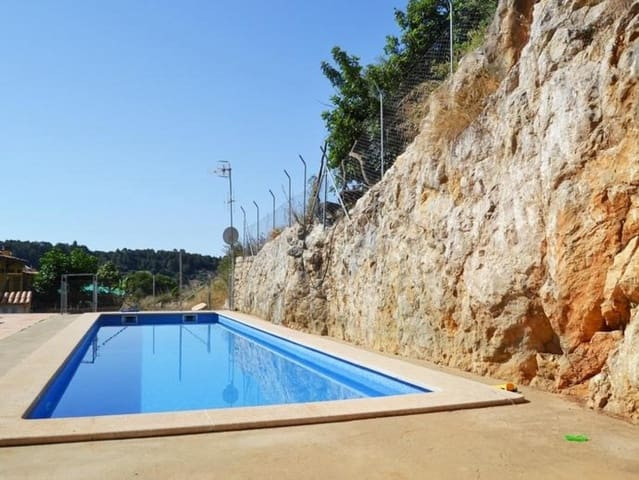 4 quarto Moradia em Banda para venda em Mancor de la Vall com piscina garagem - 300 000 € (Ref: 6160934)