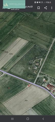 Building Plot for sale in Llubi - € 45,000 (Ref: 6393933)