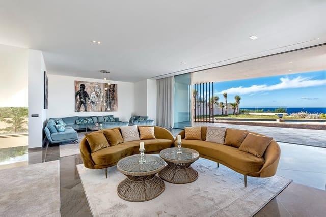 5 sovrum Villa till salu i El Toro / Port Adriano med pool garage - 8 600 000 € (Ref: 6362068)