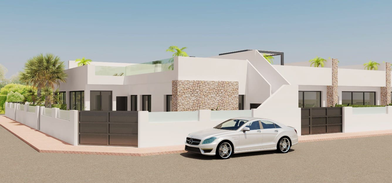 Chalet de 3 habitaciones en Pilar de la Horadada en venta con piscina - 234.900 € (Ref: 4873607)