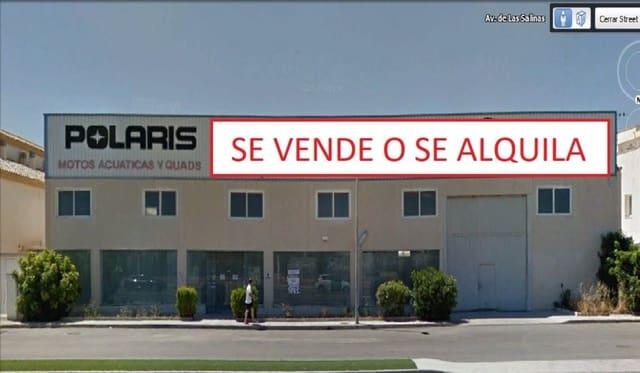 Kommersiell att hyra i San Pedro del Pinatar - 10 000 € (Ref: 5835743)