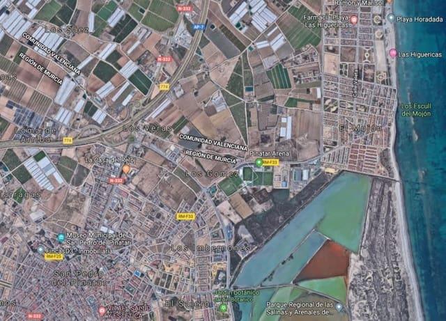 Undeveloped Land for sale in Pilar de la Horadada - € 61,500 (Ref: 5835865)
