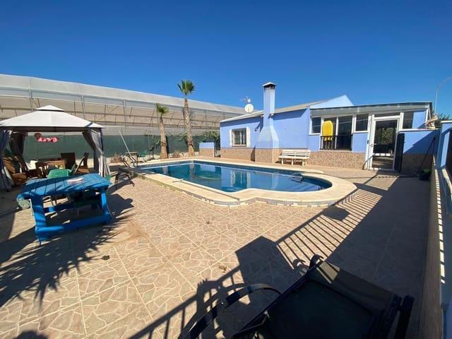 2 soveværelse Finca/Landehus til salg i San Cayetano med swimmingpool - € 220.000 (Ref: 5835915)