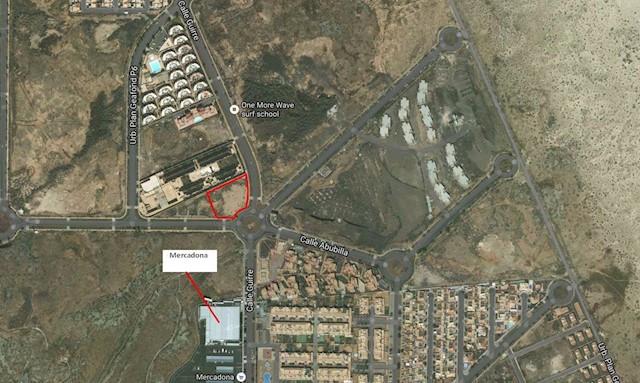 Solar/Parcela en Corralejo en venta - 450.000 € (Ref: 3843846)
