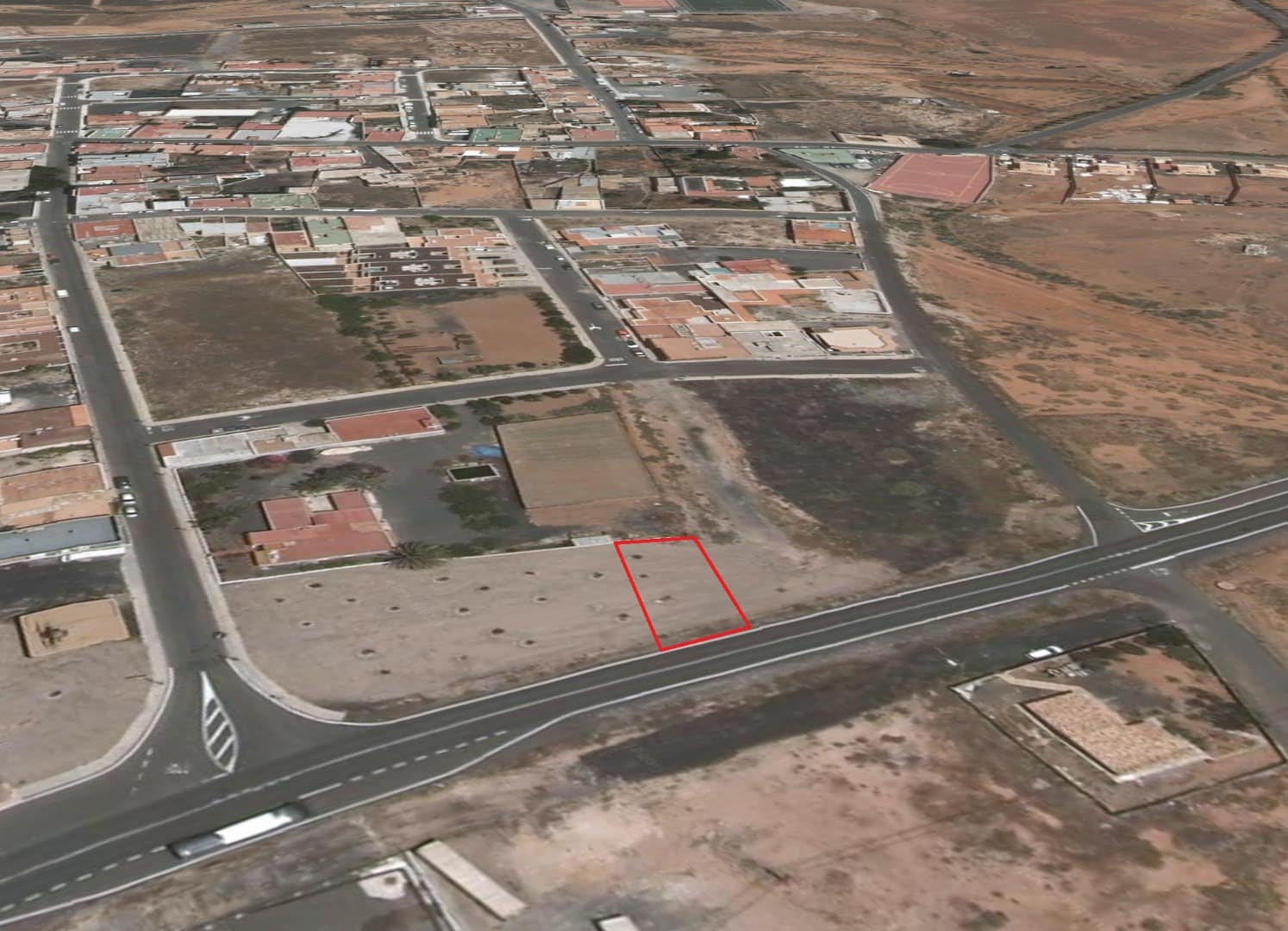 Tomt till salu i Valles de Ortega - 45 000 € (Ref: 4805644)