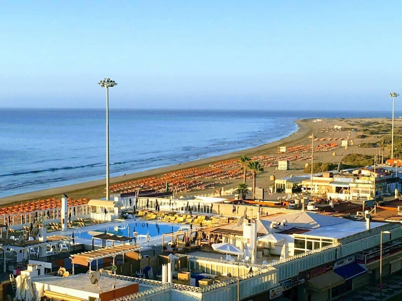 Kommersiell att hyra i Playa del Ingles - 2 000 € (Ref: 4289781)
