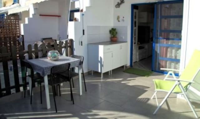 1 bedroom Townhouse for sale in San Bartolome de Tirajana with pool - € 154,000 (Ref: 4514279)