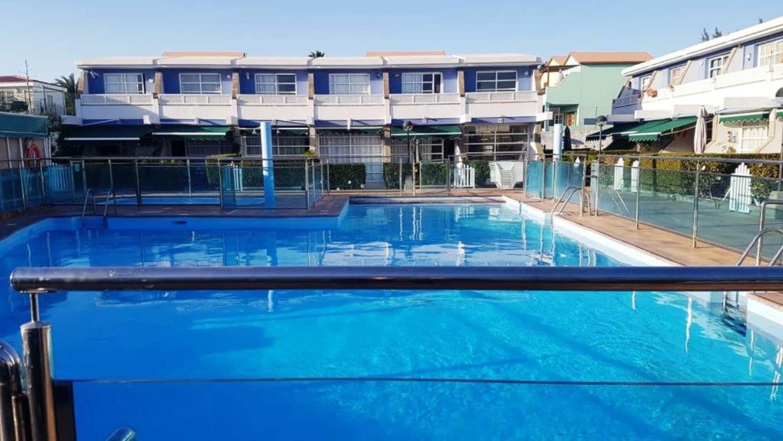 1 slaapkamer Huis te huur in San Bartolome de Tirajana met zwembad - € 750 (Ref: 4621727)