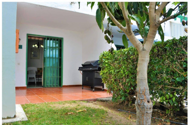 1 slaapkamer Huis te huur in Sonneland met zwembad - € 850 (Ref: 4801627)