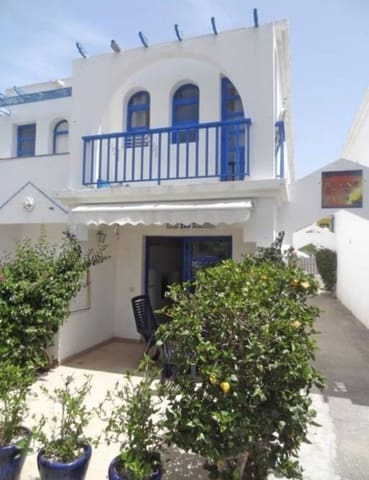 1 slaapkamer Huis te huur in San Bartolome de Tirajana met zwembad - € 850 (Ref: 5225169)