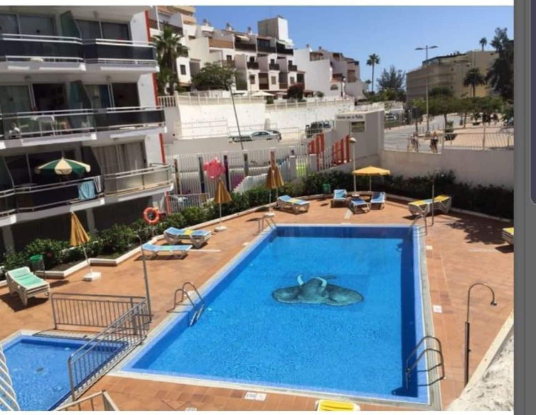 2 sovrum Lägenhet att hyra i Playa del Ingles med pool garage - 900 € (Ref: 5364340)