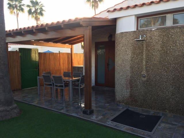2 soverom Hus til leie i San Bartolome de Tirajana med svømmebasseng - € 1 300 (Ref: 5779967)