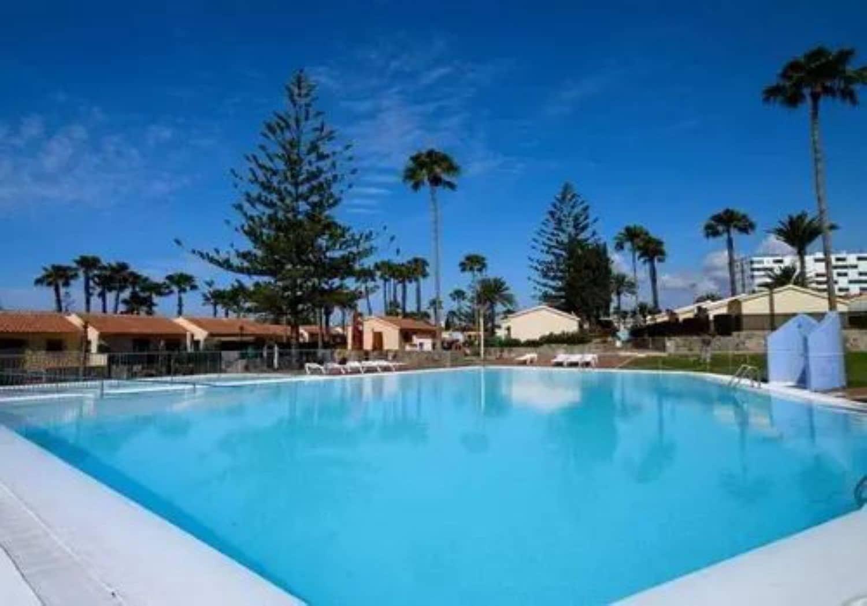 1 soveværelse Byhus til leje i Playa del Ingles med swimmingpool - € 900 (Ref: 6046512)
