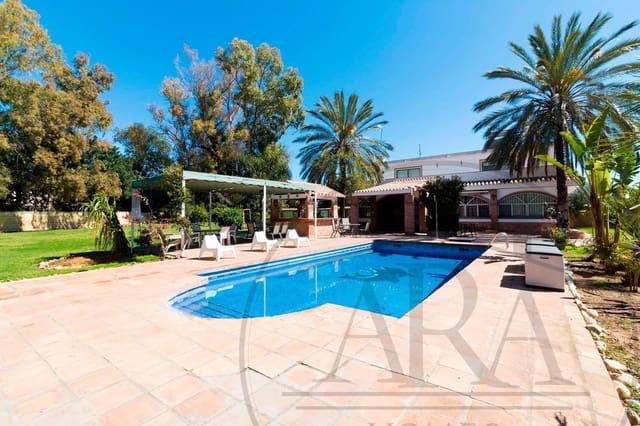5 soverom Villa til leie i Mijas Golf med svømmebasseng garasje - € 2 700 (Ref: 5712314)