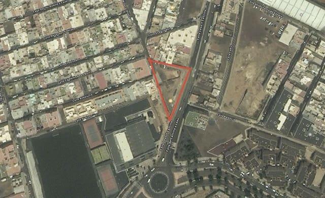 Ubebygd land til salgs i Arrecife - € 1 053 500 (Ref: 4741742)