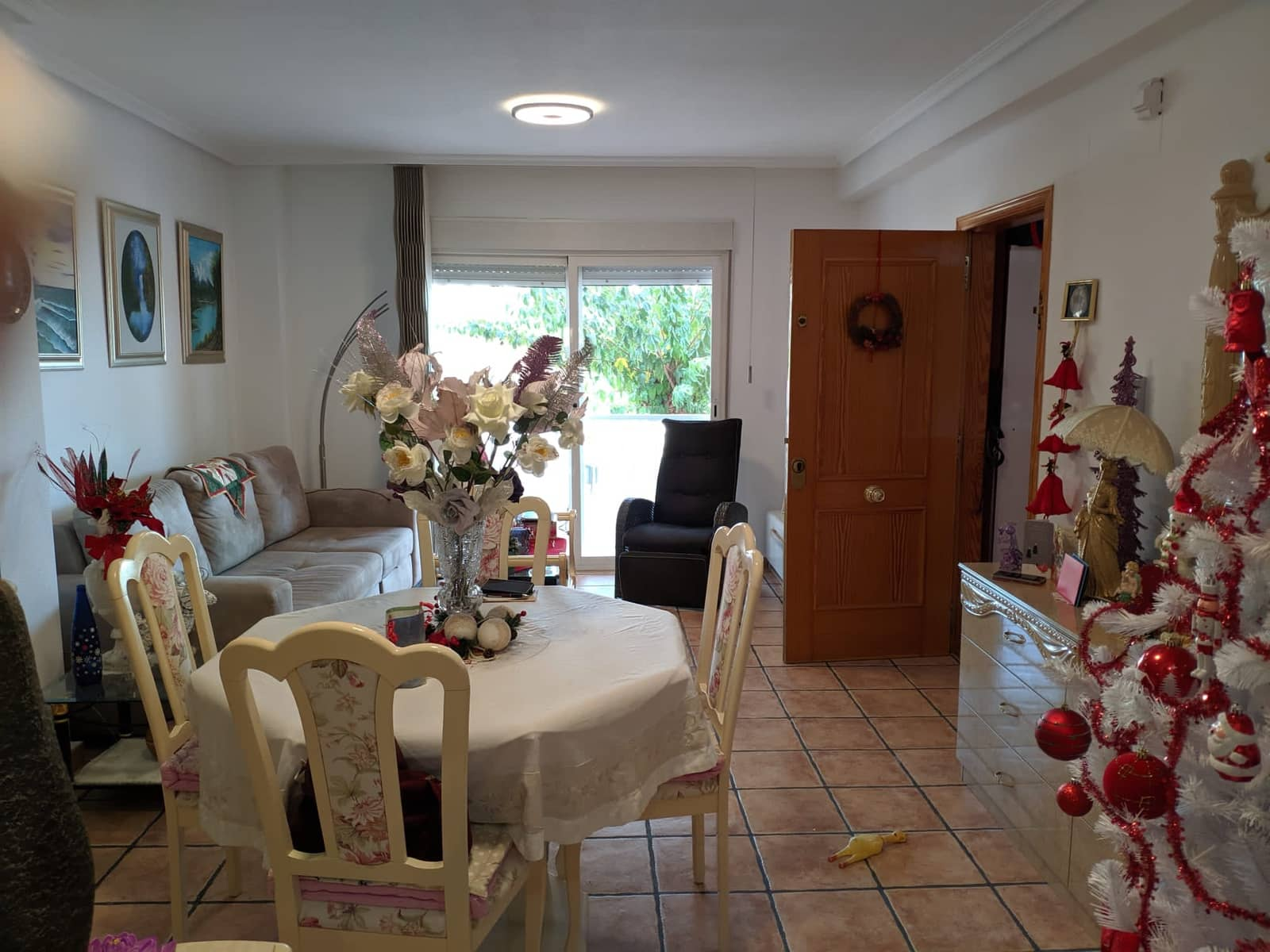 3 bedroom Apartment for sale in Bigastro with garage - € 99,000 (Ref: 5003588)