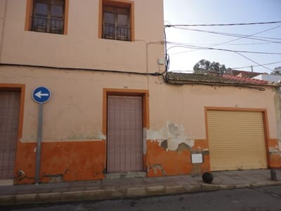 4 bedroom Cave House for sale in Bigastro with garage - € 70,000 (Ref: 5115310)