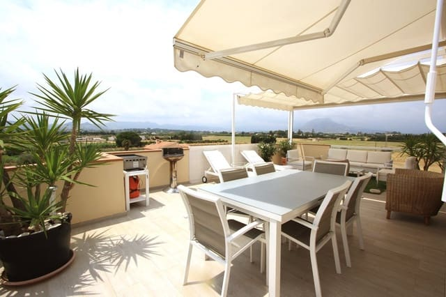 3 bedroom Apartment for sale in Els Poblets with pool - € 350,000 (Ref: 5671013)