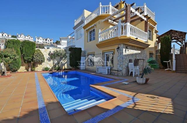 2 chambre Villa/Maison Semi-Mitoyenne à vendre à Torrox-Costa avec piscine - 310 000 € (Ref: 4509402)