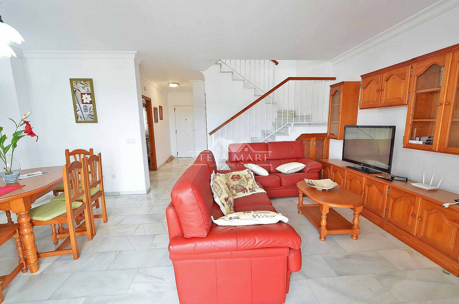 4 soveværelse Semi-Rækkehus til leje i Nerja med swimmingpool - € 1.000 (Ref: 5896606)