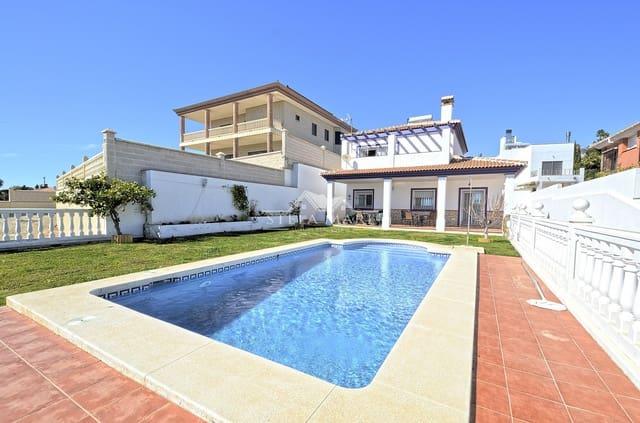 3 soverom Villa til leie i Rincon de la Victoria med svømmebasseng - € 2 000 (Ref: 5965776)