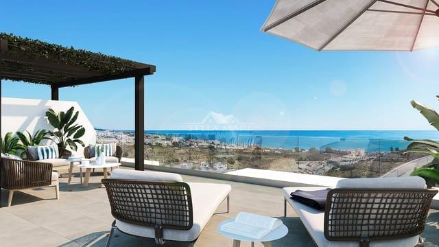2 soveværelse Penthouse til salg i Rincon de la Victoria med swimmingpool - € 285.000 (Ref: 6010882)