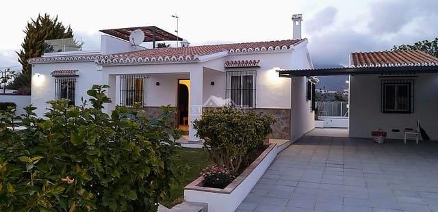 3 soverom Villa til leie i Frigiliana med svømmebasseng - € 1 700 (Ref: 6070203)