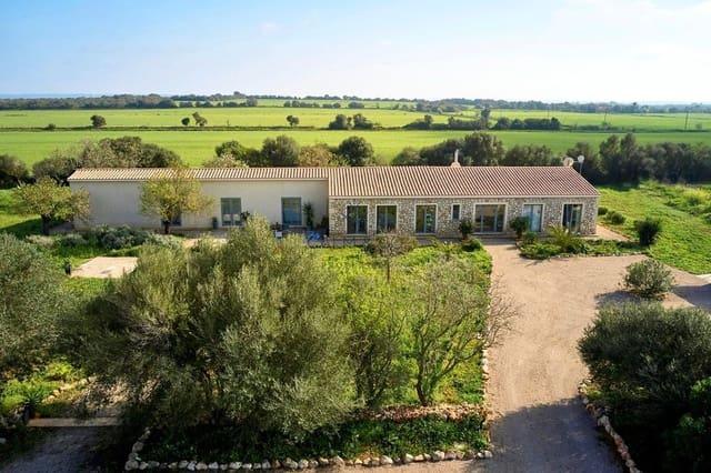 5 soveværelse Finca/Landehus til salg i Campos med swimmingpool garage - € 1.850.000 (Ref: 5518472)