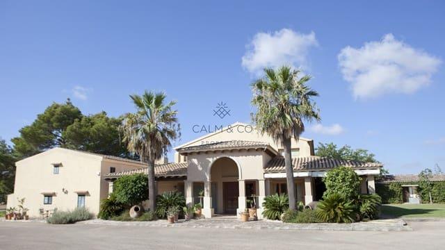 11 soveværelse Finca/Landehus til salg i Lloseta med swimmingpool garage - € 1.700.000 (Ref: 5631791)